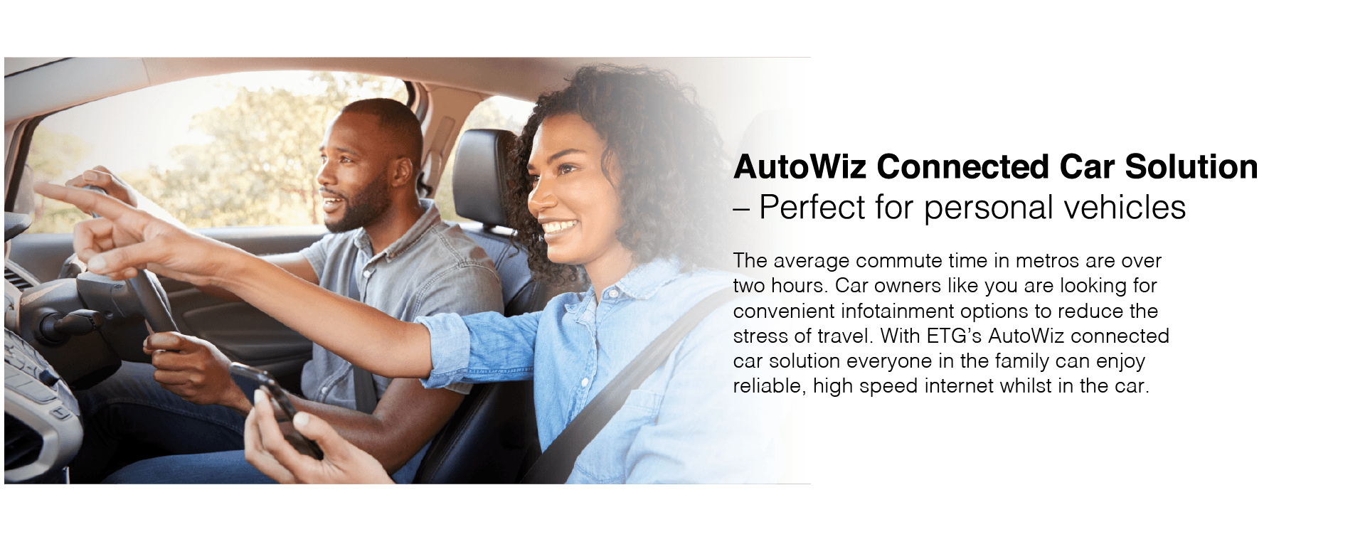 AutoWiz Connected Car Solution - Evolution Technology Group
